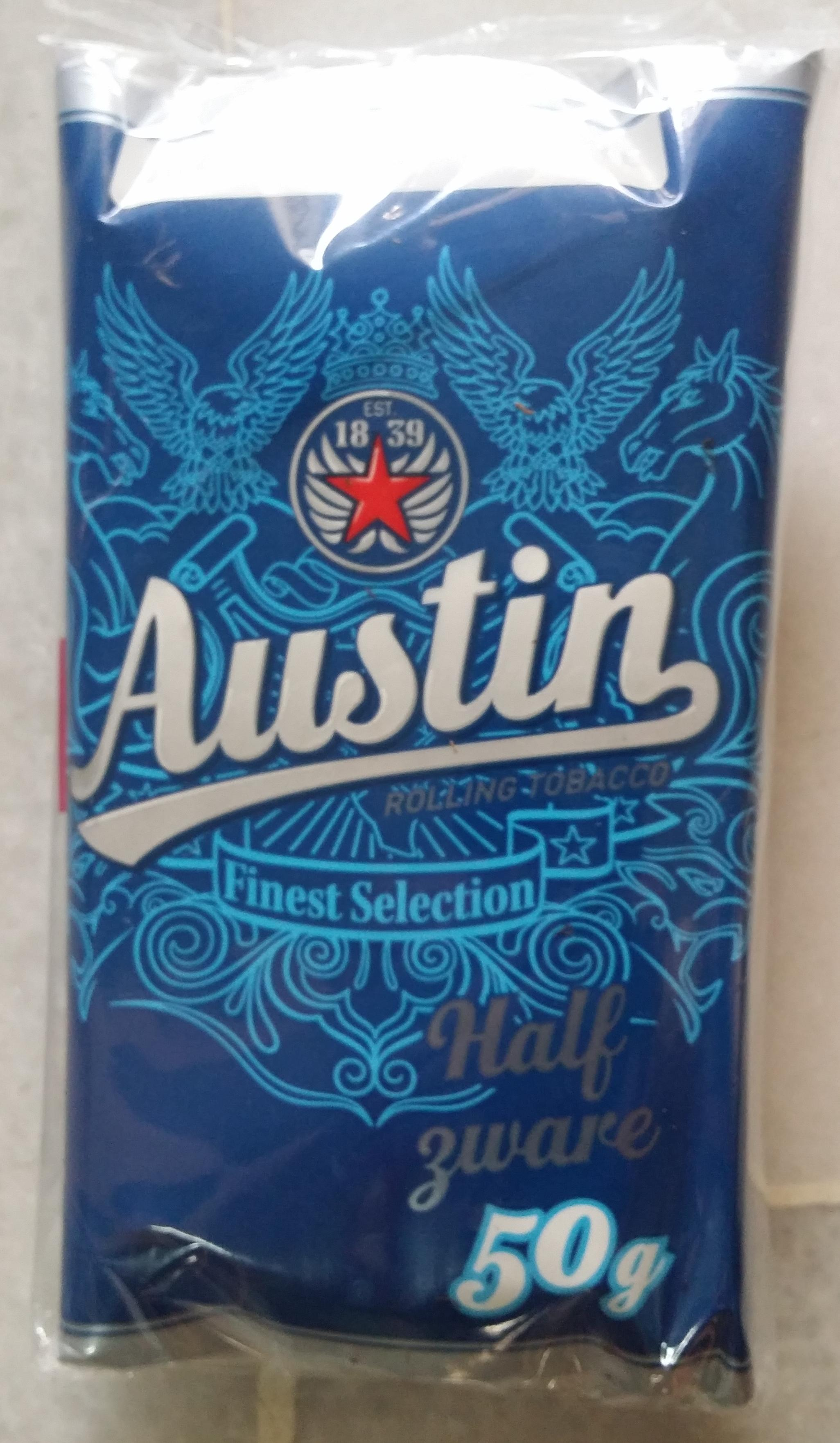 Austin Half Zware 50g - Click Image to Close