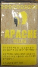 Apache Yellow Honey 35g