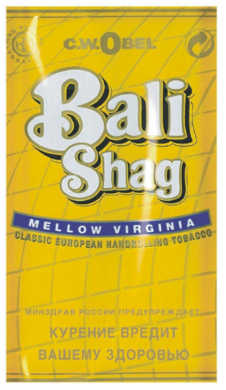 Bali Shag Yellow=Mellow 40g - Click Image to Close
