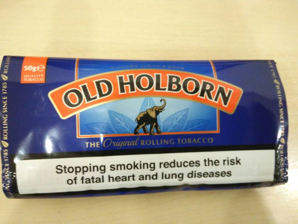 Old Holborn 50g - Click Image to Close