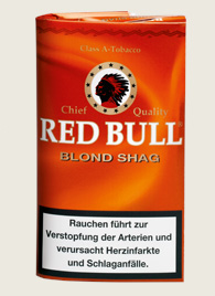 Red Bull Blond Shag 40g - Click Image to Close