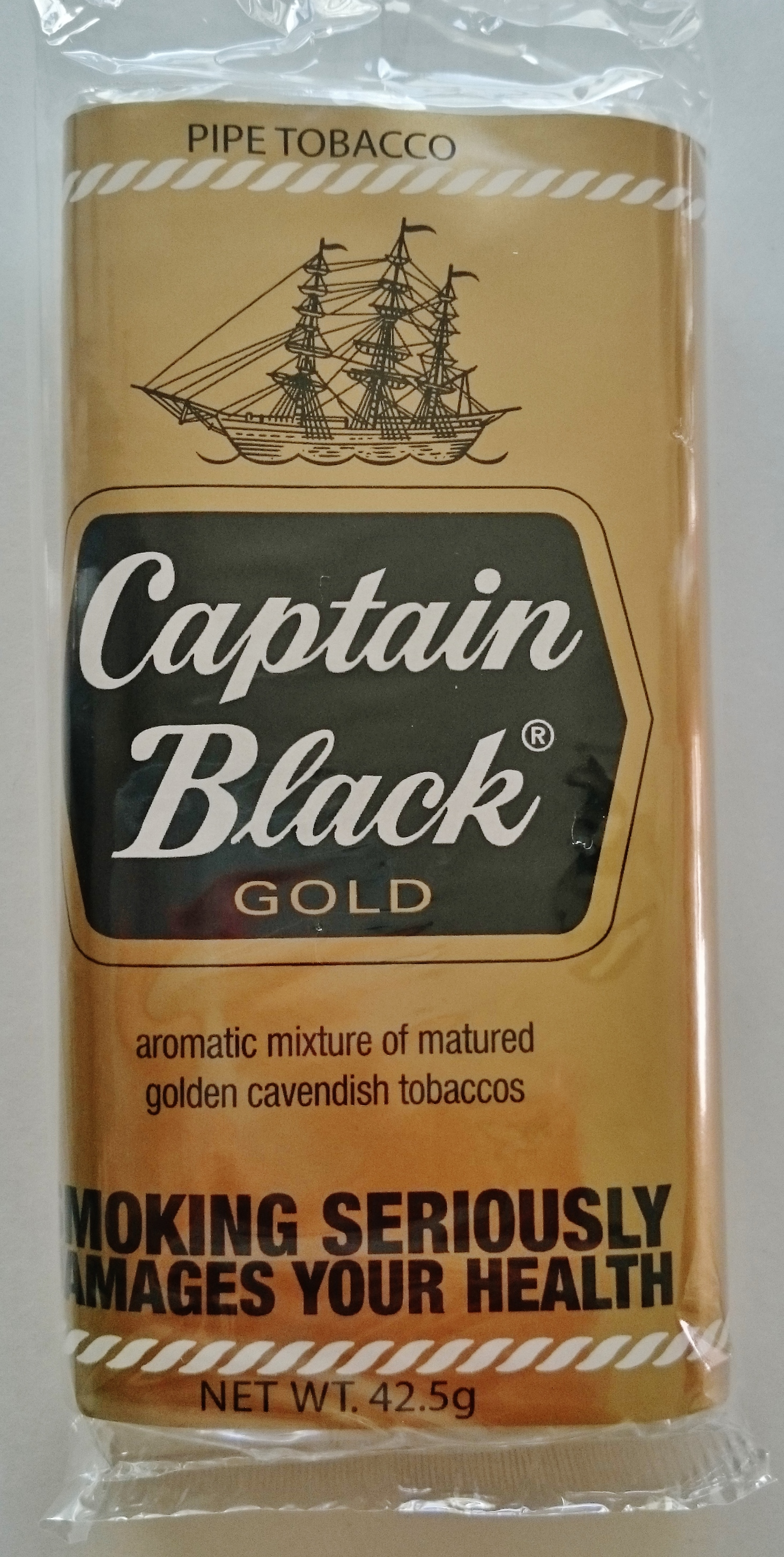 Captain Black Gold 42.5g